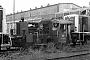 "O&K 26093 - DB ""323 307-9"" 14.09.1983 - Bremen, AusbesserungswerkNorbert Lippek"