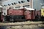"O&K 26096 - DB ""323 310-3"" 09.04.1986 - Bremen, AusbesserungswerkNorbert Lippek"