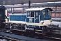 "O&K 26302 - DB ""332 007-4"" 21.03.1989 - Hamburg-AltonaGunnar Meisner"