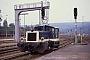 """O&K 26304 - DB """"332 009-0"""" 10.09.1989 - Altenbeken, BahnhofGerd Hahn"""