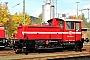 """O&K 26305 - DP """"332 010-8"""" 14.10.2013 - Altenbeken, BahnbetriebswerkAndreas Kabelitz"""
