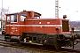 """O&K 26306 - DB """"332 011-6"""" 05.01.1984 - Duisburg-Wedau, GleisbauhofRolf Köstner"""