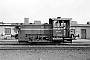 """O&K 26306 - DB """"Köf 11 011"""" 01.06.1964 - Duisburg, HauptbahnhofDieter Spillner"""