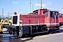 "O&K 26308 - DB AG ""332 013-2"" 13.04.1997 - Köln-Gremberg, BahnbetriebswerkFrank Glaubitz"