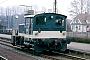 "O&K 26309 - DB ""332 014-0"" __.04.1987 - Bad Bentheim, BahnhofJoachim Reinhard"