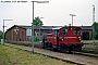 "O&K 26310 - DB ""332 015-7"" 13.07.1988 - Rahden, BahnhofNorbert Schmitz"
