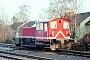 """O&K 26313 - DB AG """"332 018-1"""" 24.12.1994 - Moers, BahnhofAndreas Kabelitz"""