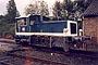 "O&K 26313 - DB ""332 018-1"" 13.06.1991 - Mönchengladbach, BahnbetriebswerkAndreas Kabelitz"