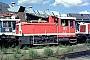 "O&K 26313 - DB AG ""332 018-1"" 13.07.1997 - Krefeld, BahnbetriebswerkFrank Glaubitz"