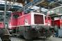 "O&K 26319 - Railion ""332 081-9"" 25.12.2005 - Mannheim, BetriebshofBernd Piplack"