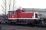 "O&K 26319 - DB AG ""332 081-9"" 23.02.1997 - Hamburg-Wilhelmsburg, BetriebshofJTR (Archiv Werner Brutzer)"