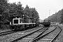 """O&K 26325 - DB """"332 087-6"""" 23.07.1989 - Sande, BahnhofMalte Werning"""