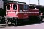 """O&K 26328 - DB """"332 090-0"""" 01.04.1990 - Duisburg-Wedau, GleisbauhofRolf Köstner"""