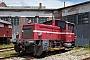 "O&K 26330 - BayBa ""332 092-6"" 23.05.2014 - Nördlingen, Bayerisches EisenbahnmuseumMalte Werning"