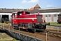 "O&K 26330 - BayernBahn ""332 092-6"" 26.06.2005 - Nördlingen, Bayerisches EisenbahnmuseumThomas Stenzel"