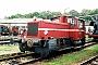 """O&K 26330 - BayBa """"332 092-6"""" 13.09.2009 - Nördlingen, Bayrisches Eisenbahn MuseumSteffen Hartz"""