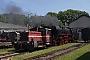 """O&K 26330 - BayBa """"332 092-6"""" 07.06.2014 - Nördlingen, Bayerisches EisenbahnmuseumWerner Schwan"""