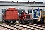 """O&K 26330 - BayernBahn """"332 092-6"""" 31.03.2018 - Nördlingen, Bayerisches EisenbahnmuseumWerner Schwan"""