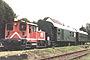 """O&K 26336 - DB """"332 098-3"""" 25.08.2002 - Schwarzerden, BahnhofAndreas Kabelitz"""