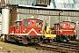 "O&K 26346 - DB AG ""332 108-0"" 21.02.1998 - Krefeld, BahnbetriebswerkAndreas Kabelitz"