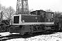 """O&K 26348 - DB """"332 110-6"""" 27.12.1976 - Gelsenkirchen-Bismarck, BahnbetriebswerkMartin van Oostrom"""