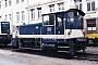 """O&K 26352 - DB """"332 114-8"""" 21.03.1993 - Mannheim, BahnbetriebswerkErnst Lauer"""