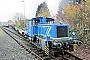 """O&K 26353 - MWB """"V 247"""" 23.11.2014 - Bremervörde, EVBAndreas Kriegisch"""