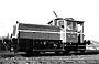 "O&K 26367 - DB ""Köf 11 130"" __.__.196x - Siegen, BahnbetriebswerkBarths (Archiv Frank Glaubitz)"