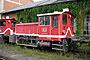 """O&K 26385 - DB """"332 148-6"""" 03.07.2003 - Nürnberg, Bahnbetriebswerk RbfBernd Piplack"""