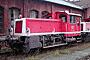 "O&K 26385 - DB ""332 148-6"" 04.12.2003 - Nürnberg, DB AG Werk RangierbahnhofBernd Piplack"