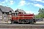 """O&K 26385 - DB """"332 148-6"""" 20.05.1973 - Gronau, BahnbetriebswerkLudger Kenning"""