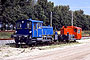 """O&K 26387 - DB """"332 150-2"""" sowie Gmeinder 5109 - DB """"322 526-5"""" 17.07.2004 - Hoofddorp, HSL StreckeMarcel van Ee"""