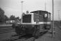 """O&K 26388 - DB """"332 151-0"""" 02.07.1982 - Lippstadt, GüterbahnhofBurkhard Beyer"""