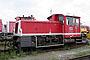 "O&K 26390 - DB ""332 153-6"" 15.06.2003 - Mannheim, RangierbahnhofWolfang Mauser"