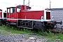 """O&K 26390 - EfW """"332 153-6"""" 13.06.2004 - Mannheim, BetriebshofErnst Lauer"""