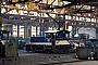 """O&K 26394 - DB """"332 157-7"""" 20.03.1985 - Bremen, AusbesserungswerkKarsten Wirtulla"""