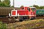 "O&K 26402 - EfW ""332 287-2"" 06.08.2003 - Ludwigshafen-Oggersheim, BahnhofWolfgang Mauser"