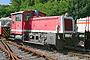 """O&K 26402 - DB AG """"332 287-2"""" 27.06.2005 - Hattingen, WLHKarl Arne Richter"""
