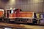 "O&K 26409 - DB Cargo ""2"" 05.03.2003 - Hagen-Eckesey, BetriebshofAlexander Leroy"