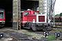 """O&K 26419 - DB Regio """"332 304-5"""" 11.08.2004 - Limburg, BetriebshofMartin Ausmann"""