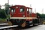 """O&K 26421 - BE """"D 1"""" 13.08.1996 - Bad Bentheim, BahnhofWim van de Griendt"""