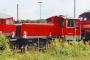 "O&K 26433 - DB Cargo ""333 040-4"" 21.06.2003 - Oberhausen, Betriebshof Osterfeld SüdAndreas Kabelitz"