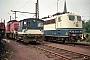 "O&K 26434 - DB ""333 041-2"" 18.06.1990 - Oberhausen, Bahnbetriebswerk OsterfeldAndreas Kabelitz"