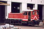 "O&K 26435 - DB Cargo ""333 042-0"" 11.08.2000 - Hannover, Güterwagenausbesserung (Rbf Seelze)Andreas Kabelitz"
