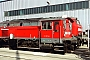 "O&K 26436 - Railion ""333-SST Lok"" 19.10.2003 - Köln-Porz, Betriebshof GrembergAndreas Kabelitz"