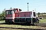 "O&K 26440 - DB Cargo ""335 047-7"" 01.08.2003 - Rostock-Seehafen, BahnbetriebswerkThomas Linberg"