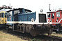"O&K 26443 - DB Cargo ""333 050-3"" 26.07.2003 - Hamburg, Bahnbetriebswerk WilhelmsburgChristof Ziebarth"