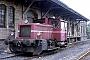 """O&K 26444 - DB """"333 051-1"""" 31.08.1980 - Lengerich (Westfalen), BahnhofRolf Köstner"""