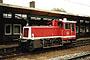 "O&K 26444 - DB AG ""333 051-1"" 14.05.1996 - Bad Bentheim, BahnhofBart Donker"