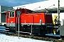 """O&K 26449 - DB Cargo """"335 090-7"""" 01.10.2001 - München, Betriebshof München WestRalf Lauer"""